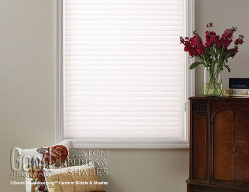"Good Housekeeping 2"" Light Filter Sheer Shades"
