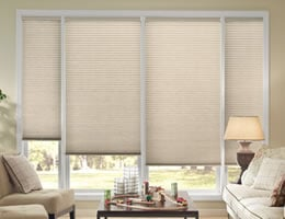 Good Housekeeping Cellular Shades With Continuous Cord Loop Control