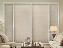 "Good Housekeeping 1/2"" Blackout Single Cell Shades"