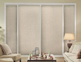 Red Good Housekeeping 3/4 inch Blackout Single Cell Shades