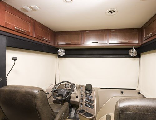 Motor Coach Blinds