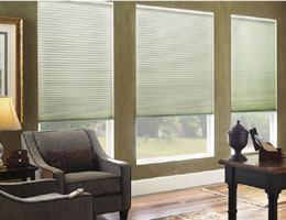 "Cordless Express 3/4"" Blackout Single Cell Shades"