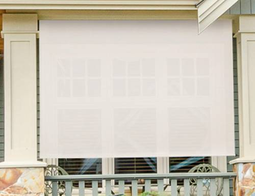 Tan Exterior Solar Sun Screens