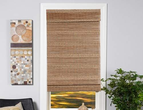 Cream Kukui Soft Jute Woven Shades