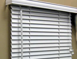 Oak Aspen 1 inch Wood Blinds