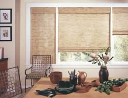 Quick Ship Bamboo Shades Express Woven Wood Shades Fast