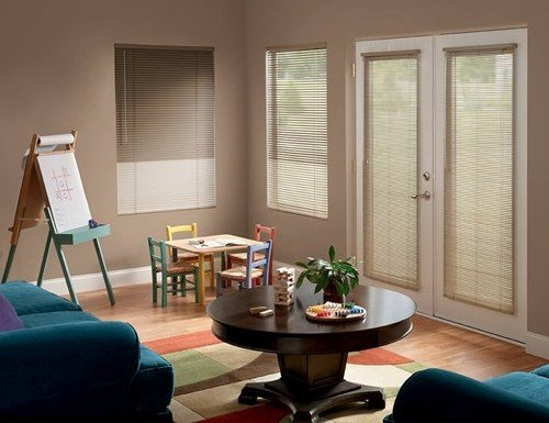 "Bali 1"" Lightblocker Mini Blinds"