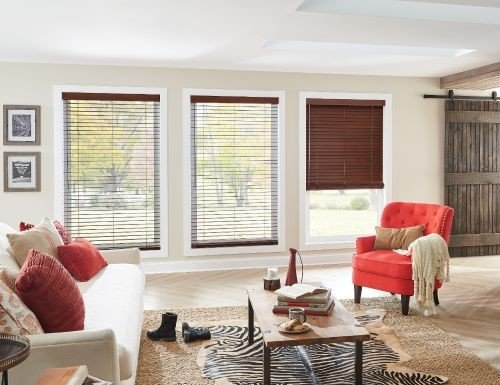 Buy Real Wood Blinds Custom Wooden Window Blinds Blinds Chalet