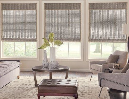 Bali Natural Woven Wood Shades