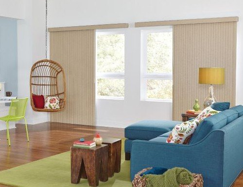 Bali Essentials Vertical Blind