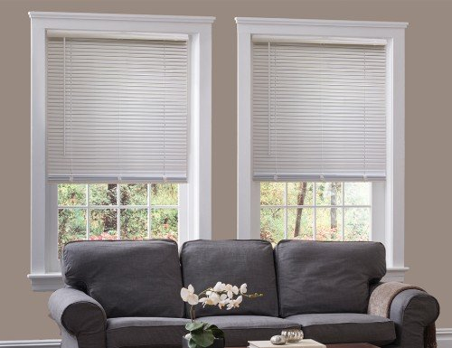 "Economy Cordless 1"" Mini Blinds"