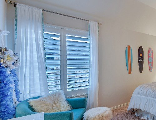 NEW! Signature Wood Shutters