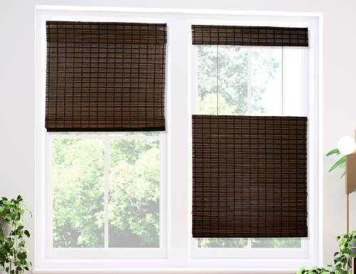 Matchstick Blinds Woven Wood Blinds Bamboo Shades
