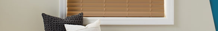 Good Housekeeping Faux Wood Blinds