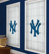 MLB™ Window Shades