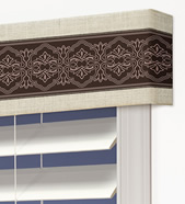 Window Blinds Valance And Real Wood Valances And Faux Wood