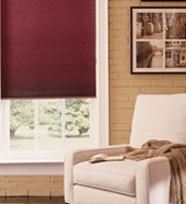 Family Room Window Treatments