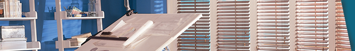Office Window Treatments - Blinds Shades and Shutters