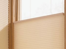 Up & Down Honeycomb Shades