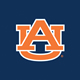 Auburn Logo on Blue