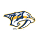 Red - Nashville Predators Logo