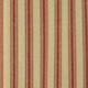 Ticking Stripe - Cardinal