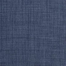 Blue - Faux Linen - Navy