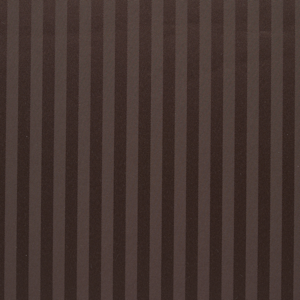 Room Darkening Satin Stripe Truffle