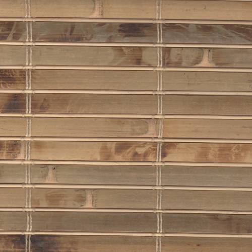 Tavarua Woven Wood Shades - Driftwood Natural Tortoise Shell
