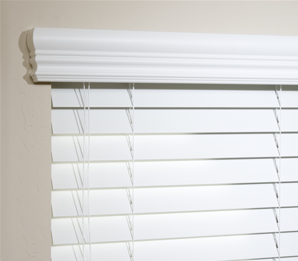 Premier Faux Wood Blinds