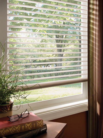 Horizontal Fabric Shades