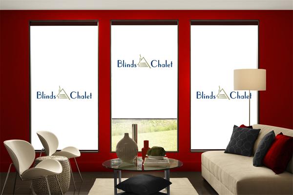 Custom Logo Blinds