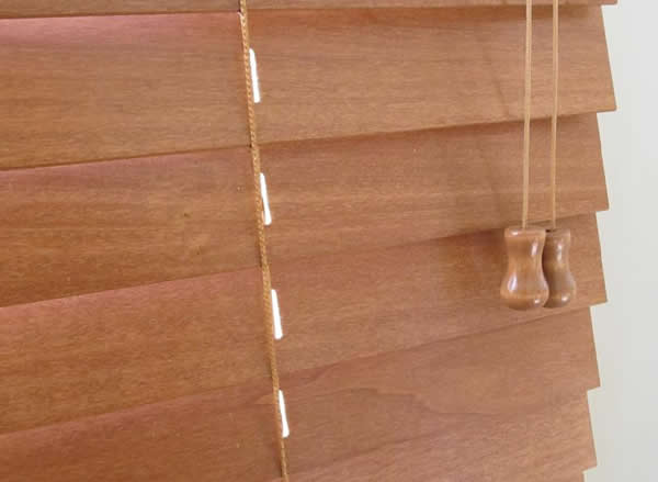 limited editions matching wood blinds