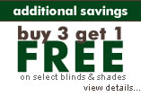 Blinds Sale